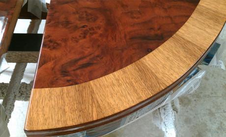 Restauration Tisch
