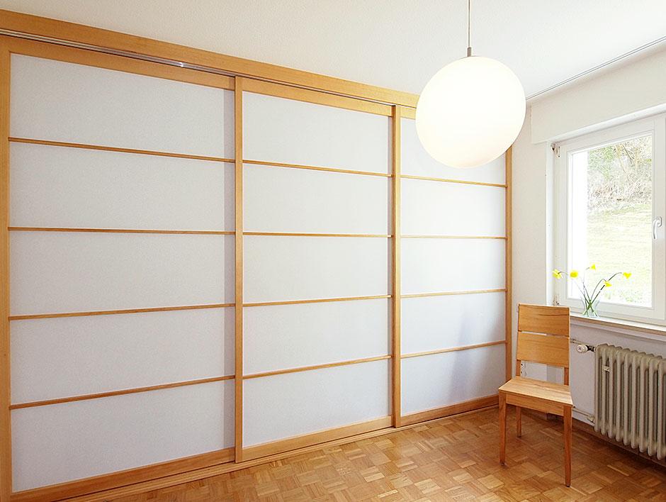 shoji schiebet ren m belmanufaktur henschel. Black Bedroom Furniture Sets. Home Design Ideas