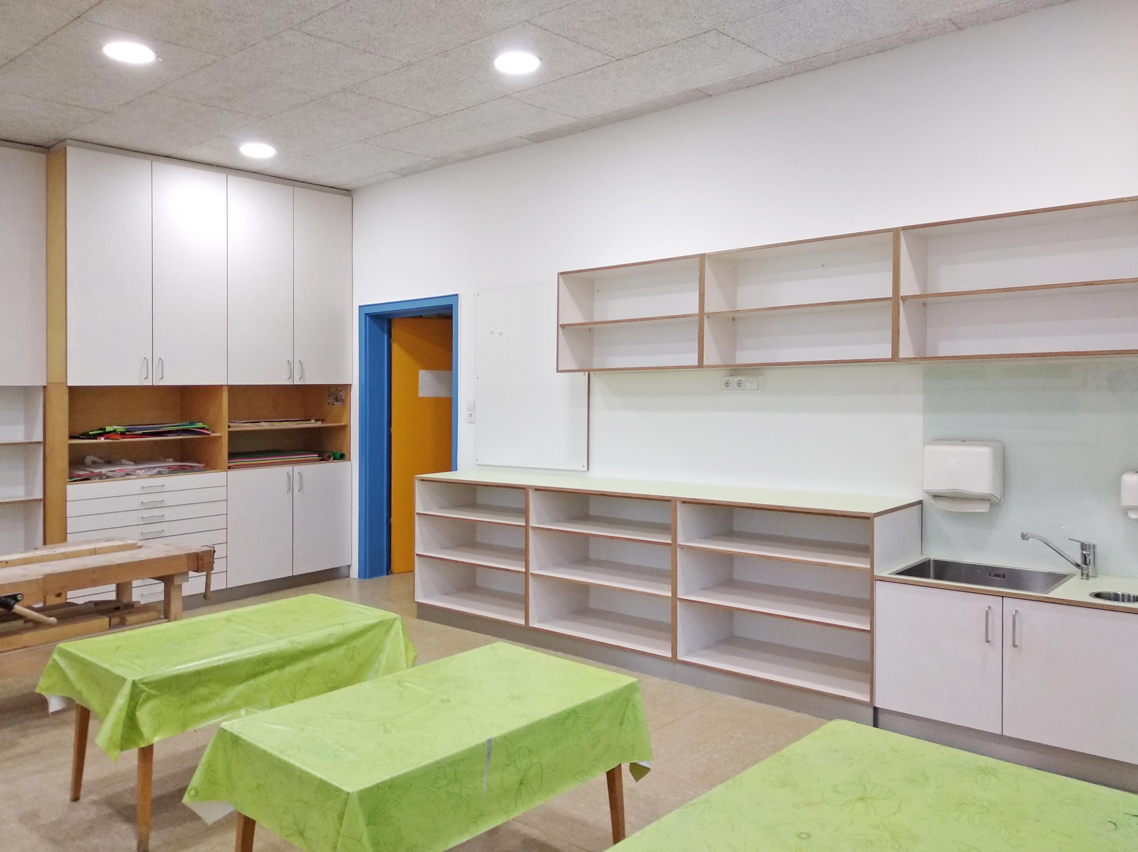 Malzimmer Kindergarten Tübingen